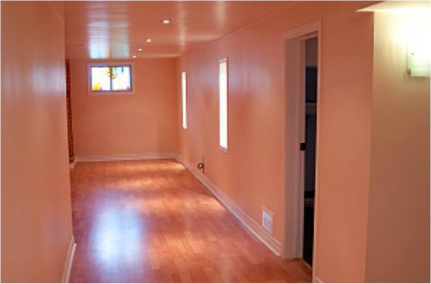 basement finishing contractor newtown pa