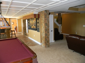 basement remodeling or finishing cost what is included into basement