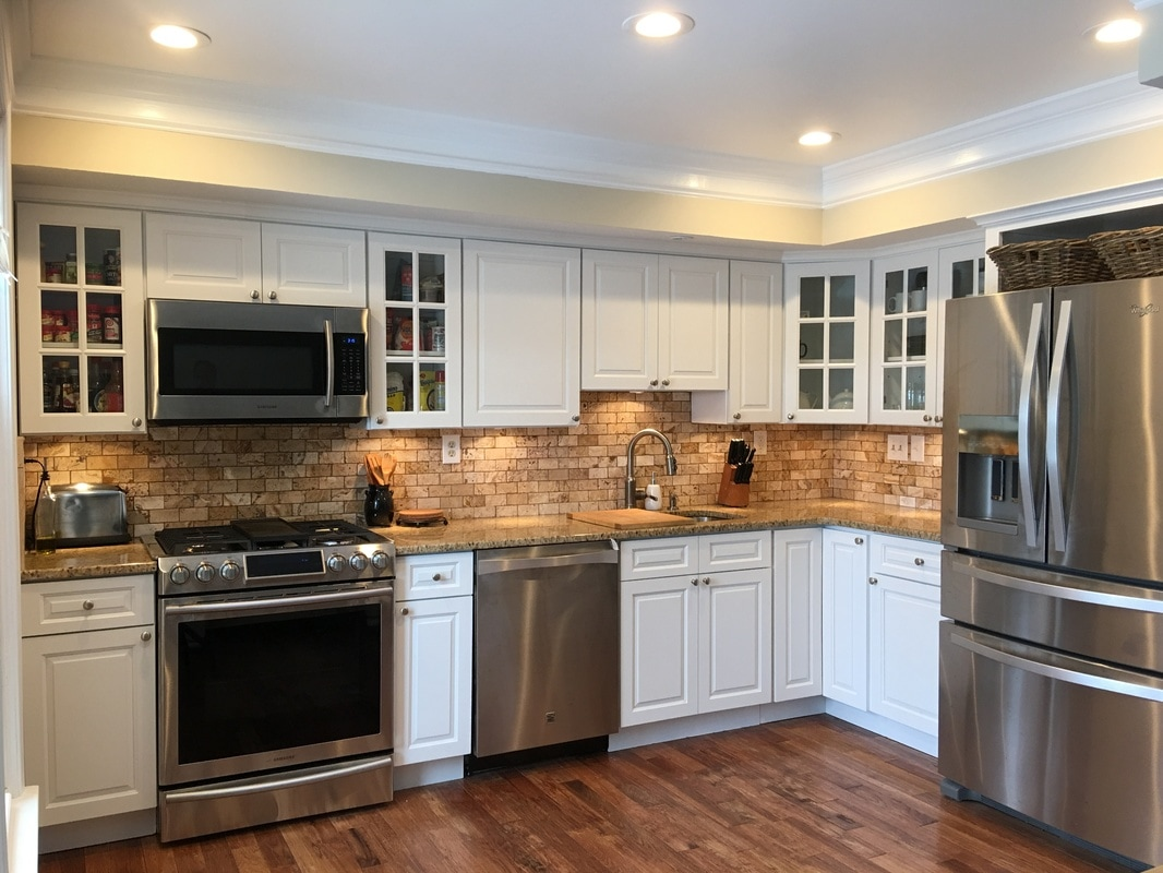 truster kitchen remodeling contractor in yardley, newtown