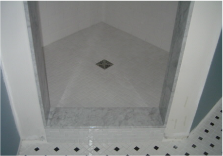 walk in shower Yardley pa